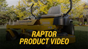 Raptor Product Video